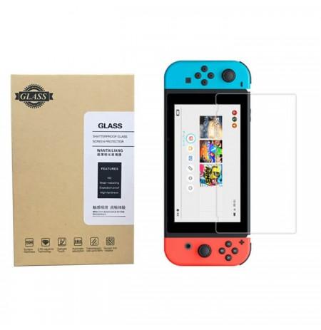 Nintendo Switch grūdinto stiklo ekrano apsauga