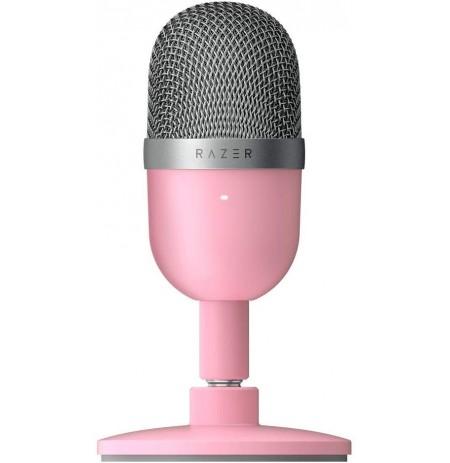 RAZER Seiren Mini kondensatorinis mikrofonas (Quartz)