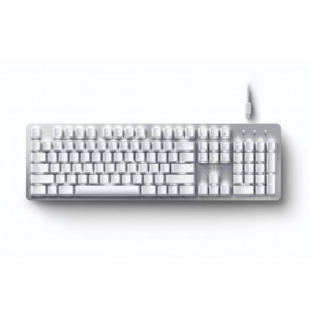 RAZER Pro Type belaidė mechaninė klaviatūra (Orange Switch, US)