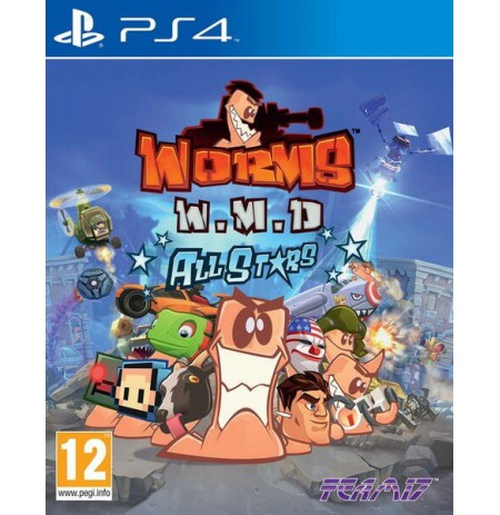 Worms W.M.D All-Stars