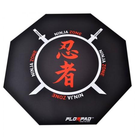 Florpad Ninja Zone Gamer grindų kilimėlis
