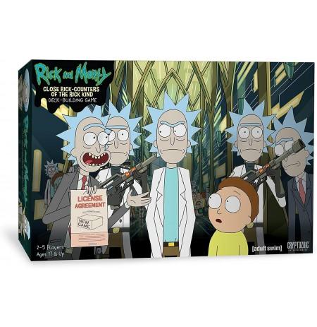 Rick and Morty: Close Rick-Counters of the Rick Kind stalo žaidimas