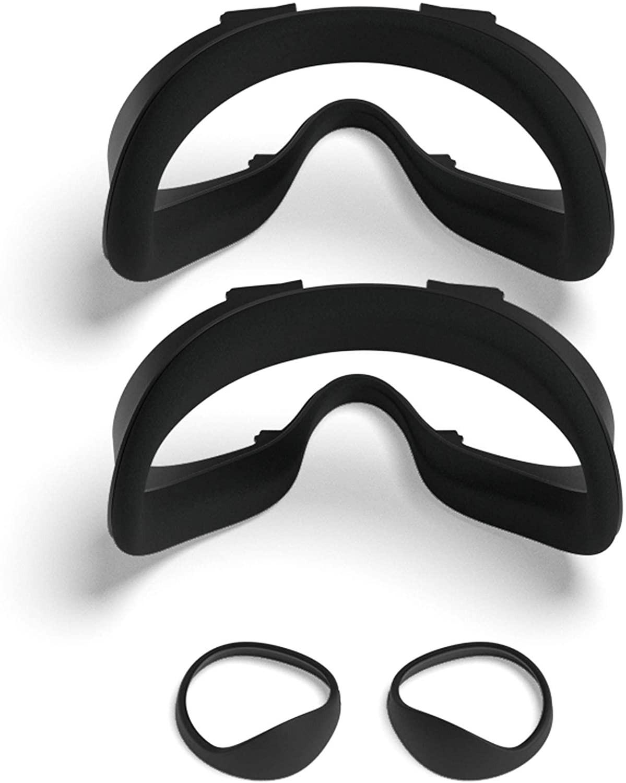 Oculus Quest 2 Fit Pack - dvi vidinės veido kaukės + šviesos blokatoriai