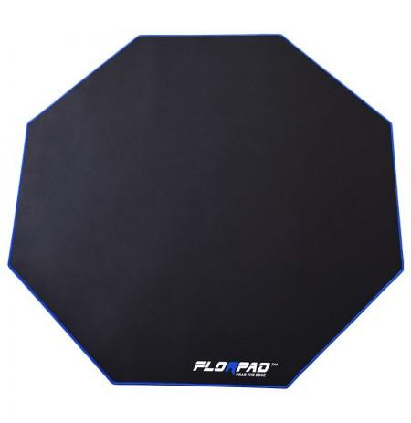 Florpad Blue Line Gamer grindų kilimėlis
