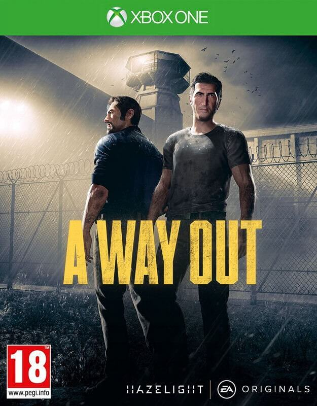 A Way Out XBOX