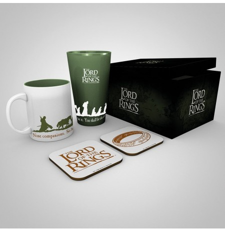 LORD OF THE RINGS Fellowship gift box