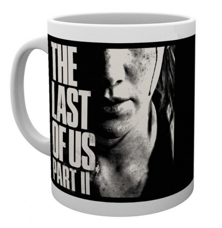 THE LAST OF US PART II Face mug