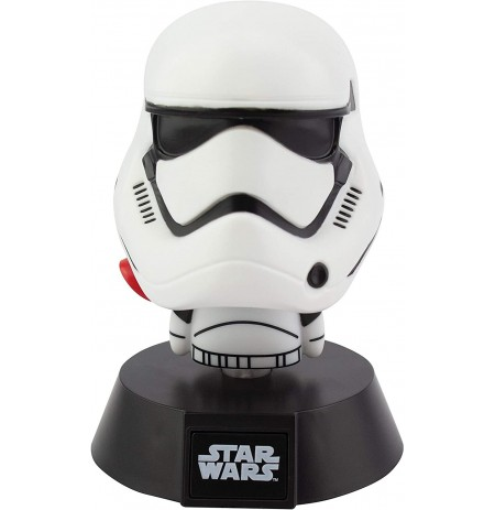 STAR WARS First Order Stormtrooper ICON lempa 10cm