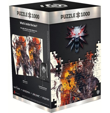The Witcher: Monster Puzzle