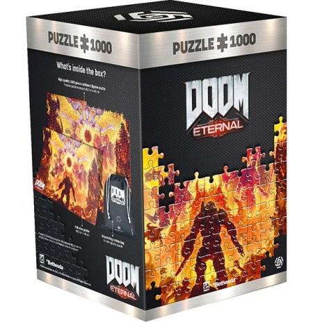 Doom Eternal: Mykir dėlionė