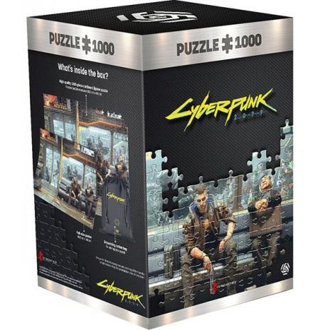 Cyberpunk 2077: Metro dėlionė