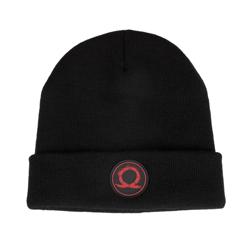God of War Serpent Logo žieminė kepurė