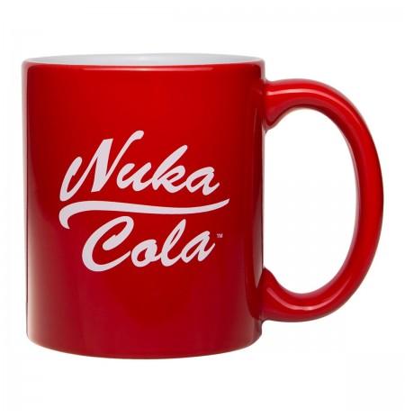 """Fallout Mug """"Nuka Cola"""" Red"""