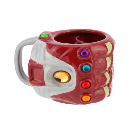 Marvel Avengers Endgame Nano Gauntlet 3D puodukas