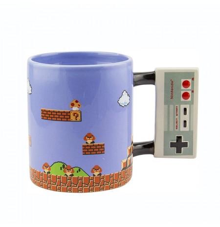 Official Nintendo NES Controller 3D Mug