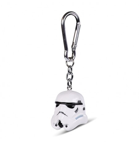 Star Wars (Stormtrooper) 3D raktų pakabukas