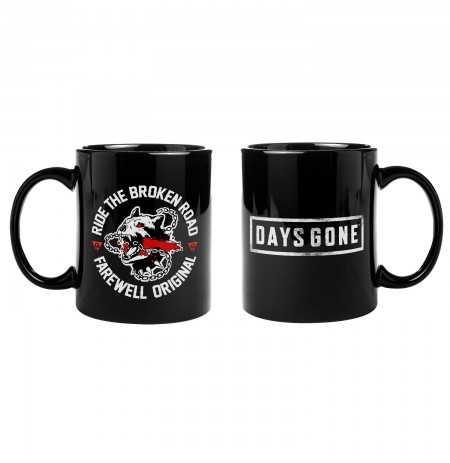 "DAYS GONE ""THE BROKEN ROAD"" mug"
