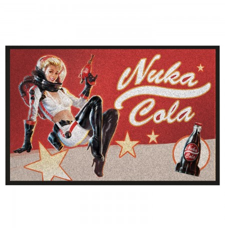 FALLOUT (NUKA COLA PIN-UP) Entrance Mat | 80x50cm