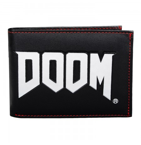 DOOM LOGO WALLETT