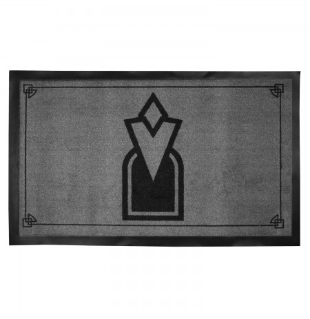 "THE ELDER SCROLLS ""QUESTMARKER"" Entrance Mat 
