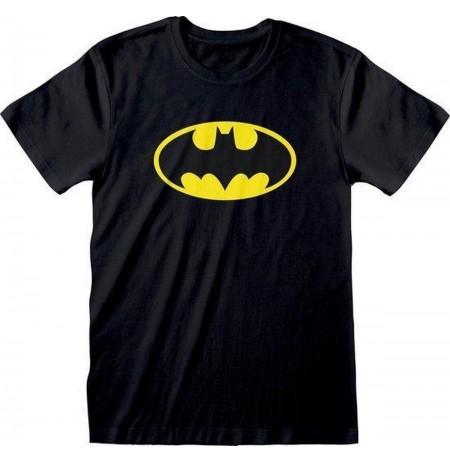DC Originals Batman Official Logo black T-SHIRT  - Medium size
