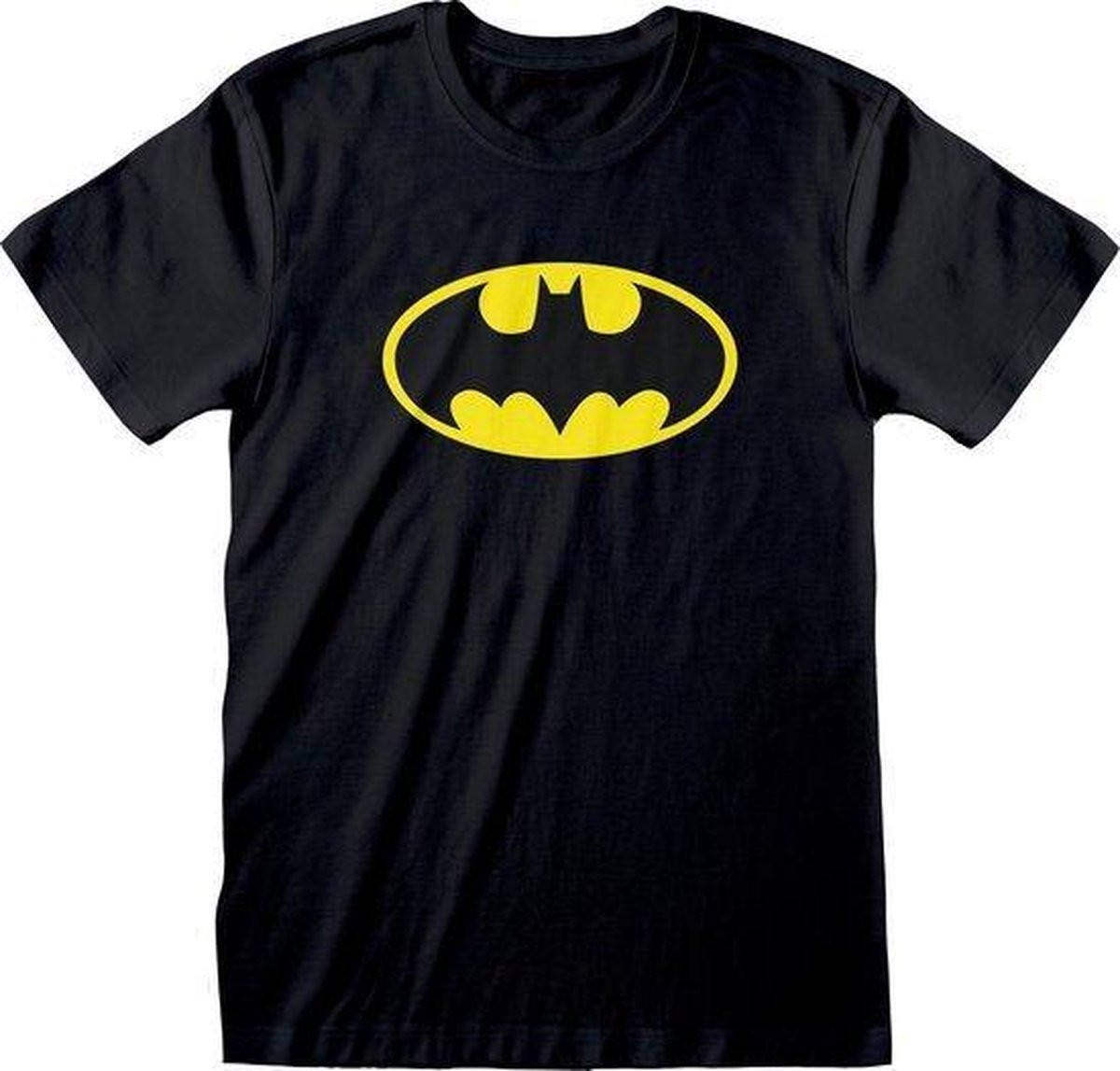 DC Originals Batman Official Logo juodi marškinėliai  - M dydis