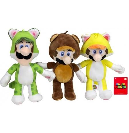Mario Bross Power Suits plush toy | 36cm