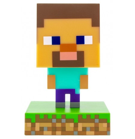 MINECRAFT Steve ICON light 10cm