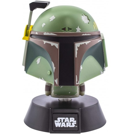 Star Wars Bobba Fett ICON light 10cm