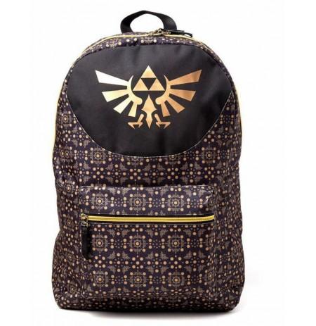 Nintendo - Legend of Zelda - All-over Pattern Backpack