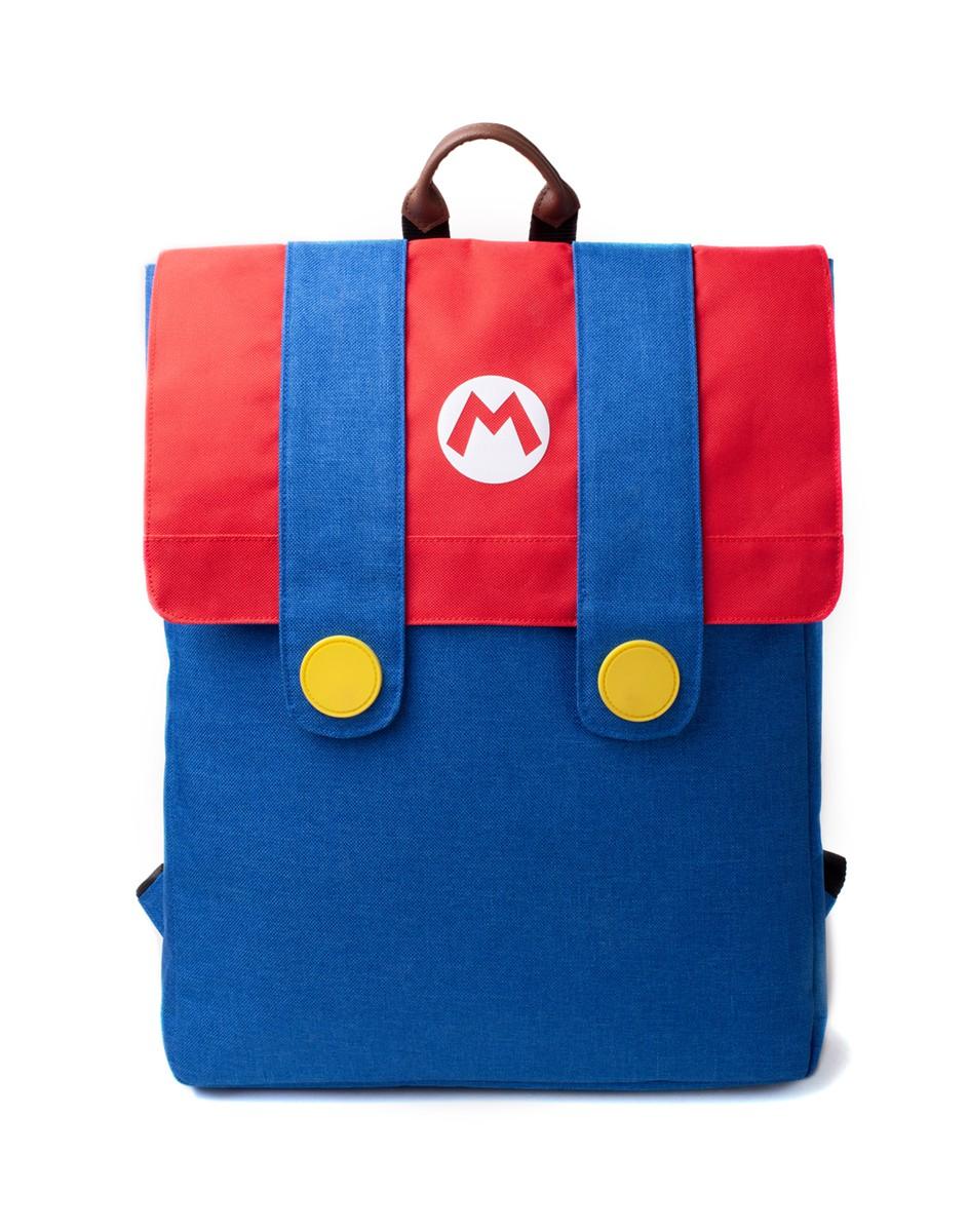 NINTENDO Super Mario Bros Mario's Suit kuprinė