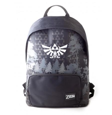 Nintendo - Legend of Zelda - BLACK & WHITE Backpack