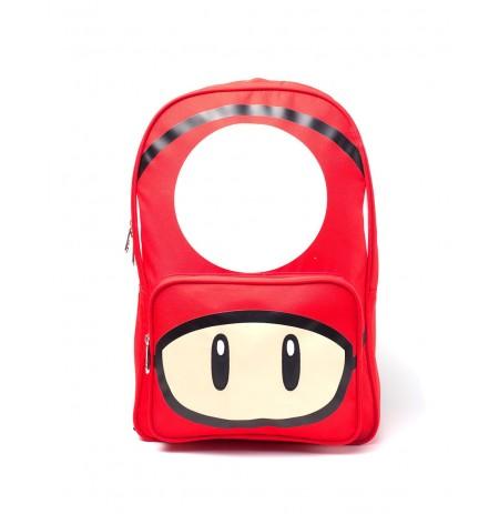 NINTENDO - MUSHROOM PLACED backpack