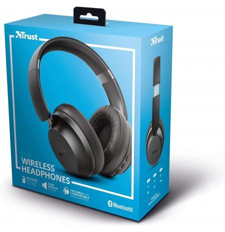 TRUST Eaze belaidės ausinės | Bluetooth