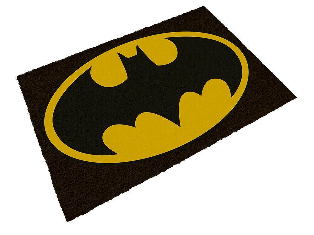 BATMAN - WELCOME TO THE BATCAVE doormat   60x40cm