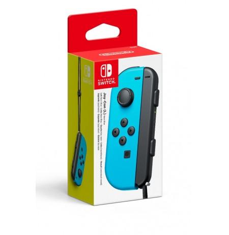 Nintendo Switch Joy-Con Neon Blue | Kairys valdiklis