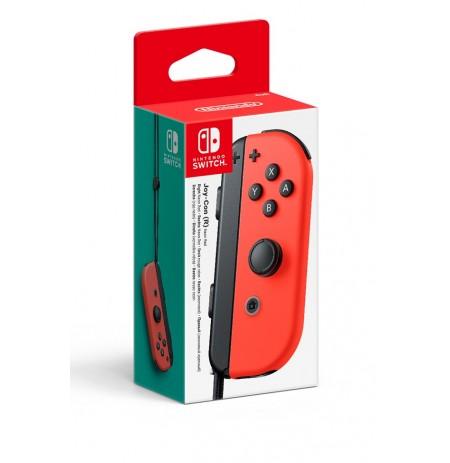 Nintendo Switch Joy-Con Neon Red | Dešinys valdiklis