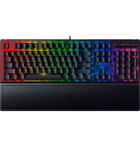 Razer BlackWidow V3 mechanical keyboard (Yellow Switch, US)
