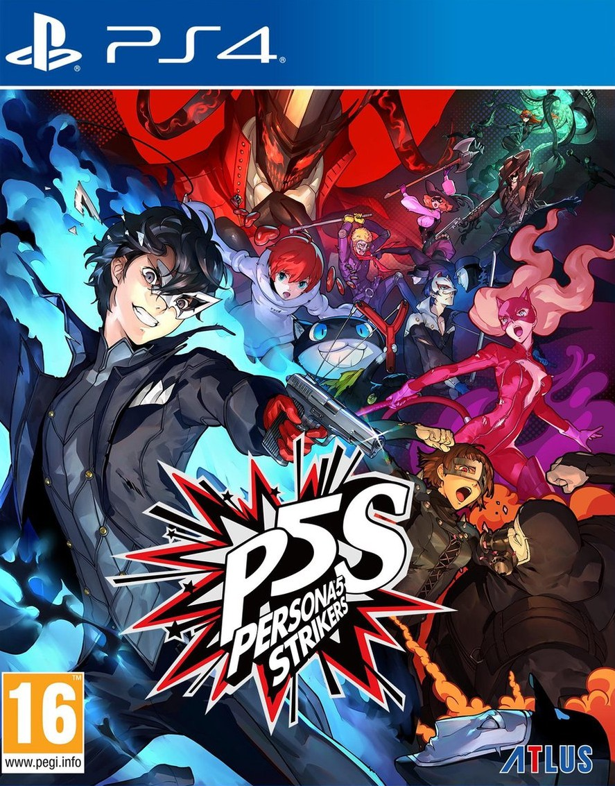 Persona 5 Strikers Launch Edition