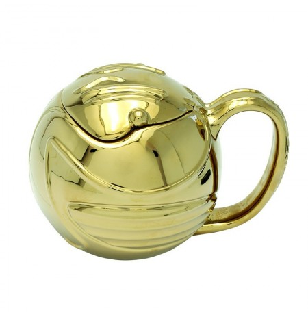Harry Potter Golden Snitch puodelis