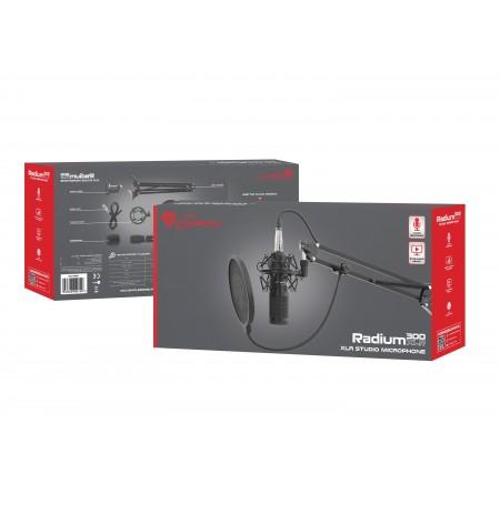 GENESIS RADIUM 300 studio mikrofonas | XLR