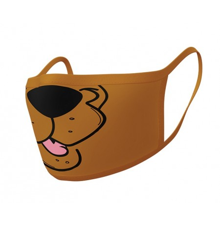 Scooby Doo (Mouth) face covering 2pcs