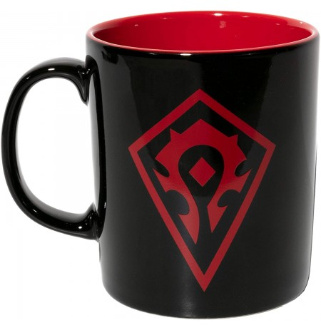 WORLD OF WARCRAFT Horde mug