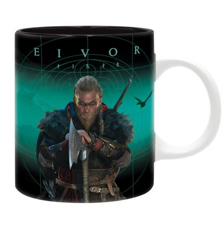 ASSASSIN'S CREED Eivor Valhalla mug