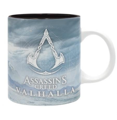 ASSASSIN'S CREED Raid Valhalla puodelis