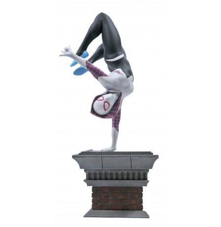 MARVEL Gallery Handstand Spider-Gwen statue | 28 cm