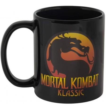 Mortal Kombat Klassic spalvą keičiantis puodelis