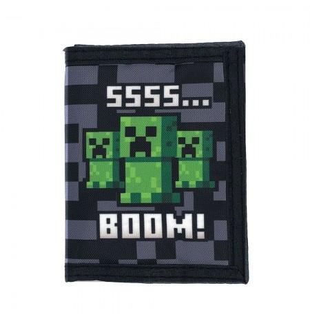 Minecraft SSSS... BOOM! piniginė