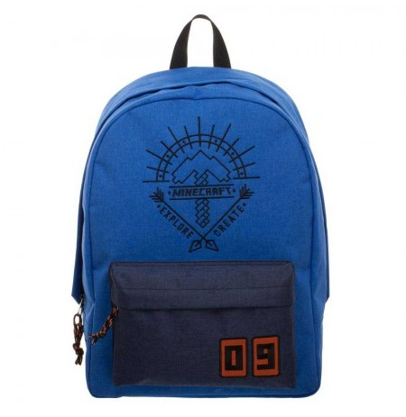 Minecraft Explore Create Backpack