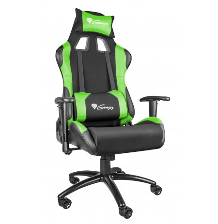 GAMING CHAIR GENESIS NITRO 880 BLACK-GREEN